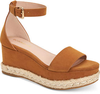 BCBGeneration Addie Espadrille Wedge Sandals Women's Shoes