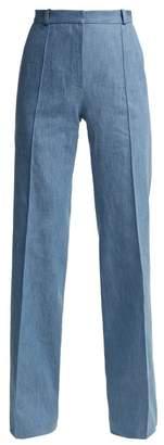 Pallas X Claire Thomson Jonville X Claire Thomson-jonville - Eiffel High Rise Wide Leg Jeans - Womens - Denim