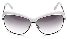 Stella McCartney Oversized Aviator Sunglasses