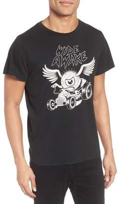 Barking Irons Wide Awake Graphic T-Shirt