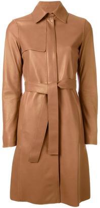 Boss Hugo Boss 'Sozza' coat $1,557 thestylecure.com