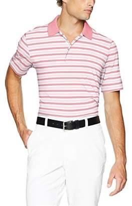 Cutter & Buck Men's Moisture Wicking Drytec UPF 50+ Murray Stripe Polo Shirt