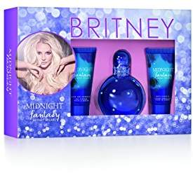 Britney Spears Midnight Fantasy Ladies Gift Set
