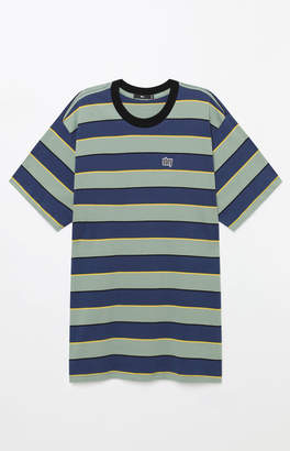 Obey Burn Classic Stripe T-Shirt