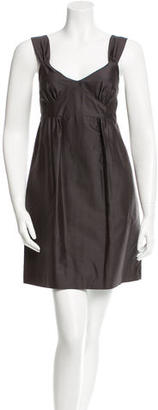 Mulberry Sleeveless Mini Dress w/ Tags $125 thestylecure.com