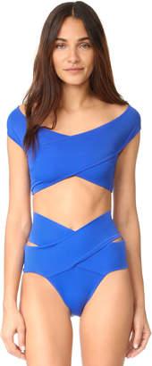 OYE Swimwear Lucette Bikini $350 thestylecure.com