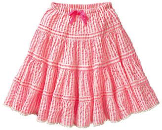 Boden Mini Girls' Twirly Skirt, Pink