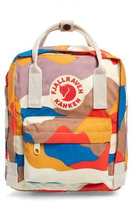Fjallraven Kanken Art Water Resistant Mini Backpack