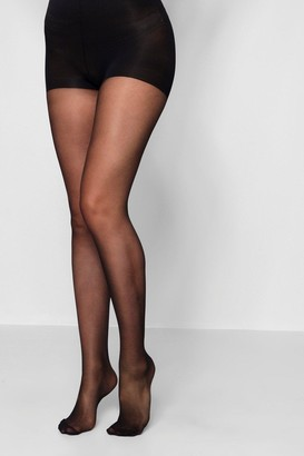 boohoo 15 Denier Shaper Tights