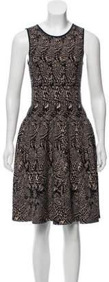 Issa Aline Printed Dress