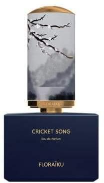 Floraiku Cricket song Eau de Parfum