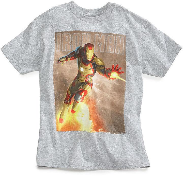 Iron Man Epic Threads Kids T-Shirt, Boys Tee