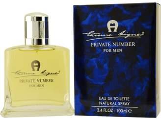 Etienne Aigner Private Number By For Men. Eau De Toilette Spray 1.7 Oz