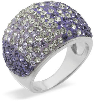 SPARKLE ALLURE Sparkle Allure Purple Crystal Ombre Band