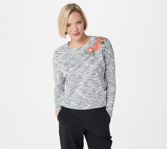 Skechers Apparel Long-Sleeved Leisure Pullover