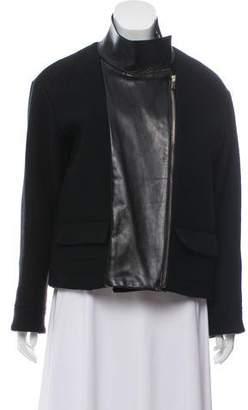 IRO Carson Wool Knit Jacket