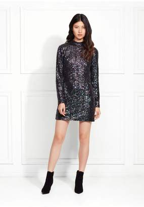 Rachel Zoe Pierina Iridescent Sequin Mini Dress