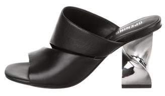 Opening Ceremony Dinero Slide Sandals