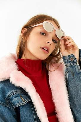 Urban Outfitters Sadie Oval Sunglasses