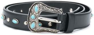 Prada embellished belt