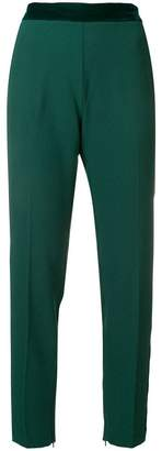 Pinko slim fit trousers