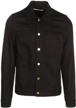 Givenchy Denim Jacket Logo