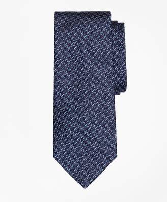Brooks Brothers Houndstooth Tie