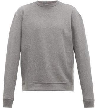 John Elliott Cotton Blend Sweatshirt - Mens - Dark Grey