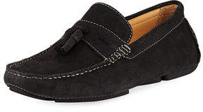 Donald J Pliner Veep Men's Suede Driving Loafer