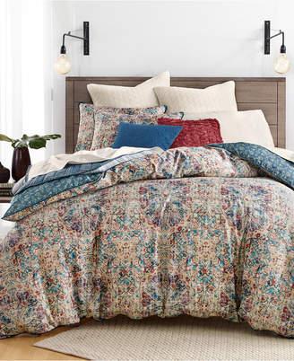 Lucky Brand Alma Reversible 2-Pc. Twin Comforter Set