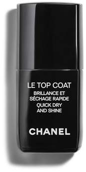 Chanel Beauty LE TOP COAT Quick Dry And Shine