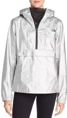 The North Face Crinkled Wind Anorak