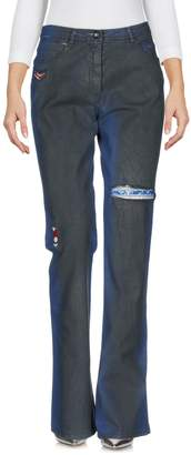Roberta Scarpa Denim pants - Item 42651683