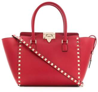 Valentino small Rockstud top-handle bag