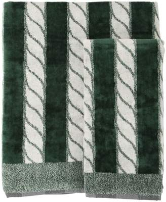 Yacht Set Of 2 Cotton Towels