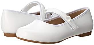 Elephantito Princess Flat Girls Shoes