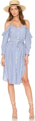 Bardot Paloma Stripe Dress $109 thestylecure.com