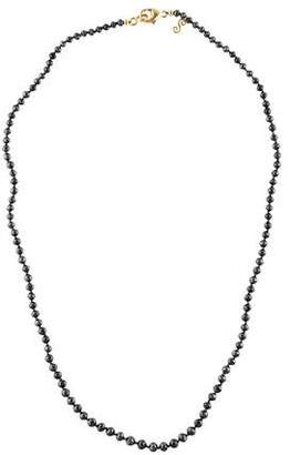 Black Diamond Splendid Company Necklace
