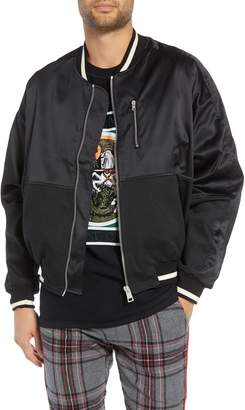 REPRESENT Military Bomber Jacket