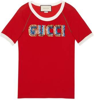 Gucci T-shirt with appliqué