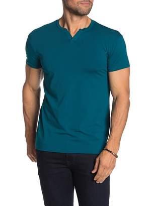 X-Ray XRAY Split V-Neck T-Shirt