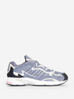 adidas LIGHT BLUE TEMPER RUN SNEAKERS