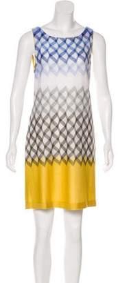 Missoni Geometric Print Shift Dress