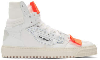 Off-White White Low 3.0 High-Top Sneakers