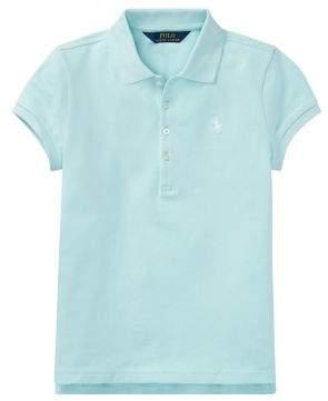 Ralph Lauren Girl's Short-Sleeve Polo