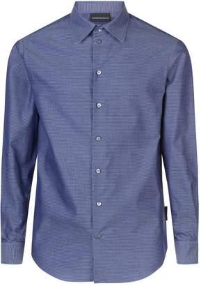 Emporio Armani Dogtooth Shirt