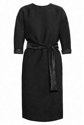 UNDRESS - Black Loose Fit Tunic