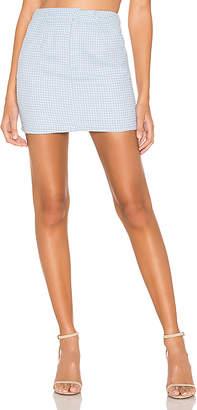 superdown Carter Mini Skirt