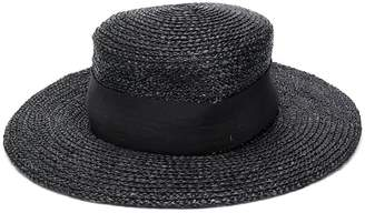 Chanel Pre-Owned 1980's wide-brim hat