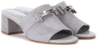 Tod's Exclusive to mytheresa.com – suede sandals